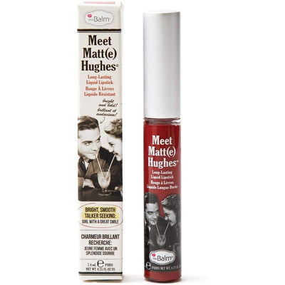 theBalm Meet Matt(e) Hughes Liquid Lipstick, Loyal 6.5 ml