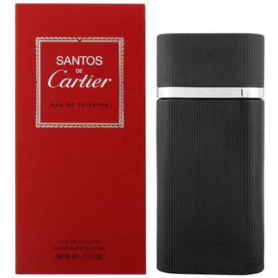 Cartier Santos de Cartier Eau de Toilette Spray for Men