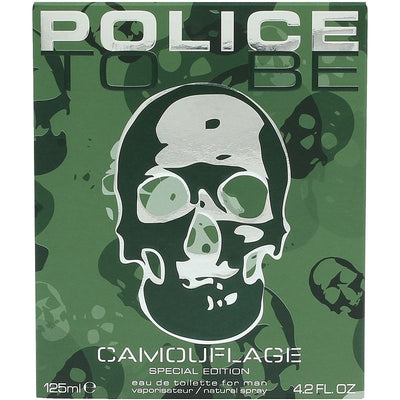 Police To Be Camouflage Eau de Toilette Spray for Men 2