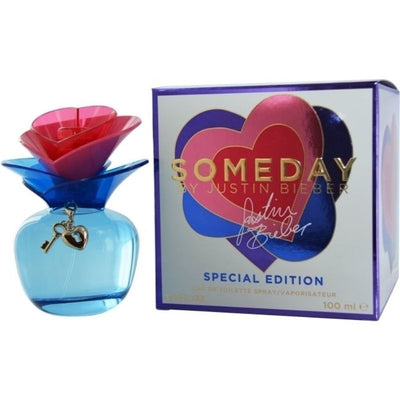 Justin Bieber Someday Summer Edition Eau de Toilette Spray for Women 100 ml 2