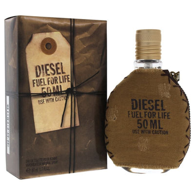 Diesel Fuel For Life Eau de Toilette Spray for Men