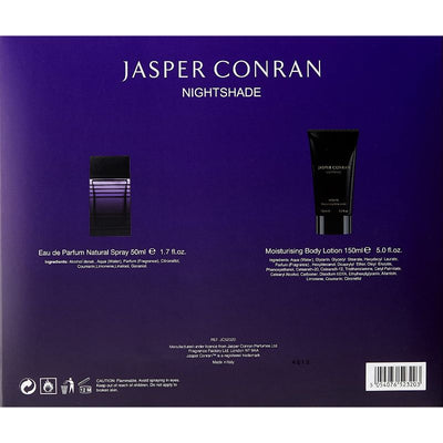 Jasper Conran Nightshade Woman Gift Set 50ml EDP + 150ml Body Lotion for Women