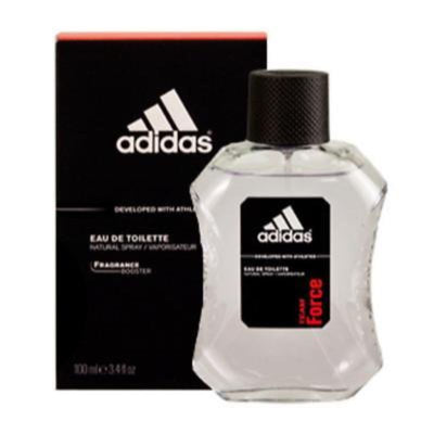 Adidas Team Force Eau de Toilette Spray for Men 100 ml