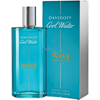 Davidoff Cool Water Wave Eau de Toilette Spray for Men