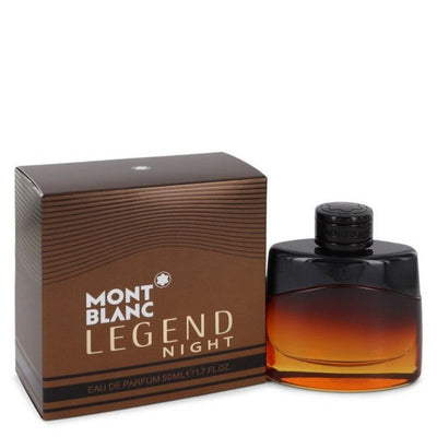 Mont Blanc Legend Night Eau de Parfum Spray for Men