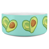 Aguacate Dog Bowl