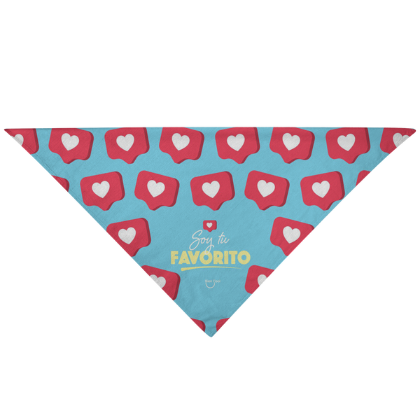 Favorito Pet bandana