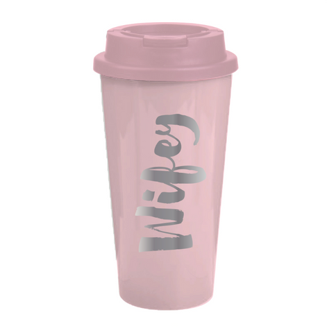 Travel Tumbler Wifey