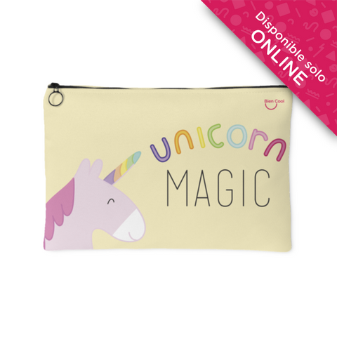 Unicorn Magic make up bag