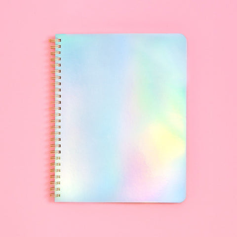 Holographic notebook