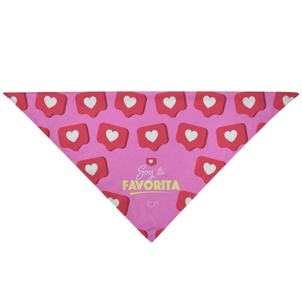 Favorita Pet Bandana