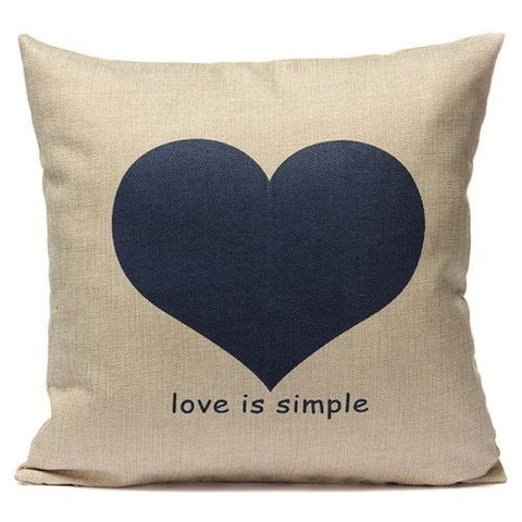 Love is Simple - Heart