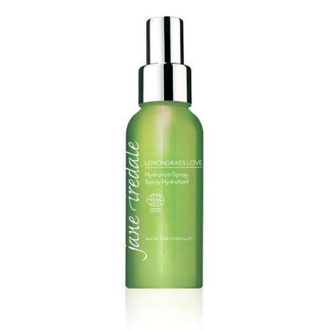 Hydration Sprays: Lemongrass Love