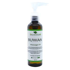 Buwan Revitalizing Massage Oil