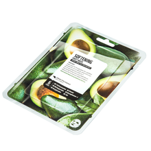 Load image into Gallery viewer, Superfood Salad Facial Sheet Mask (Softening Avocado) Cream Type Essence