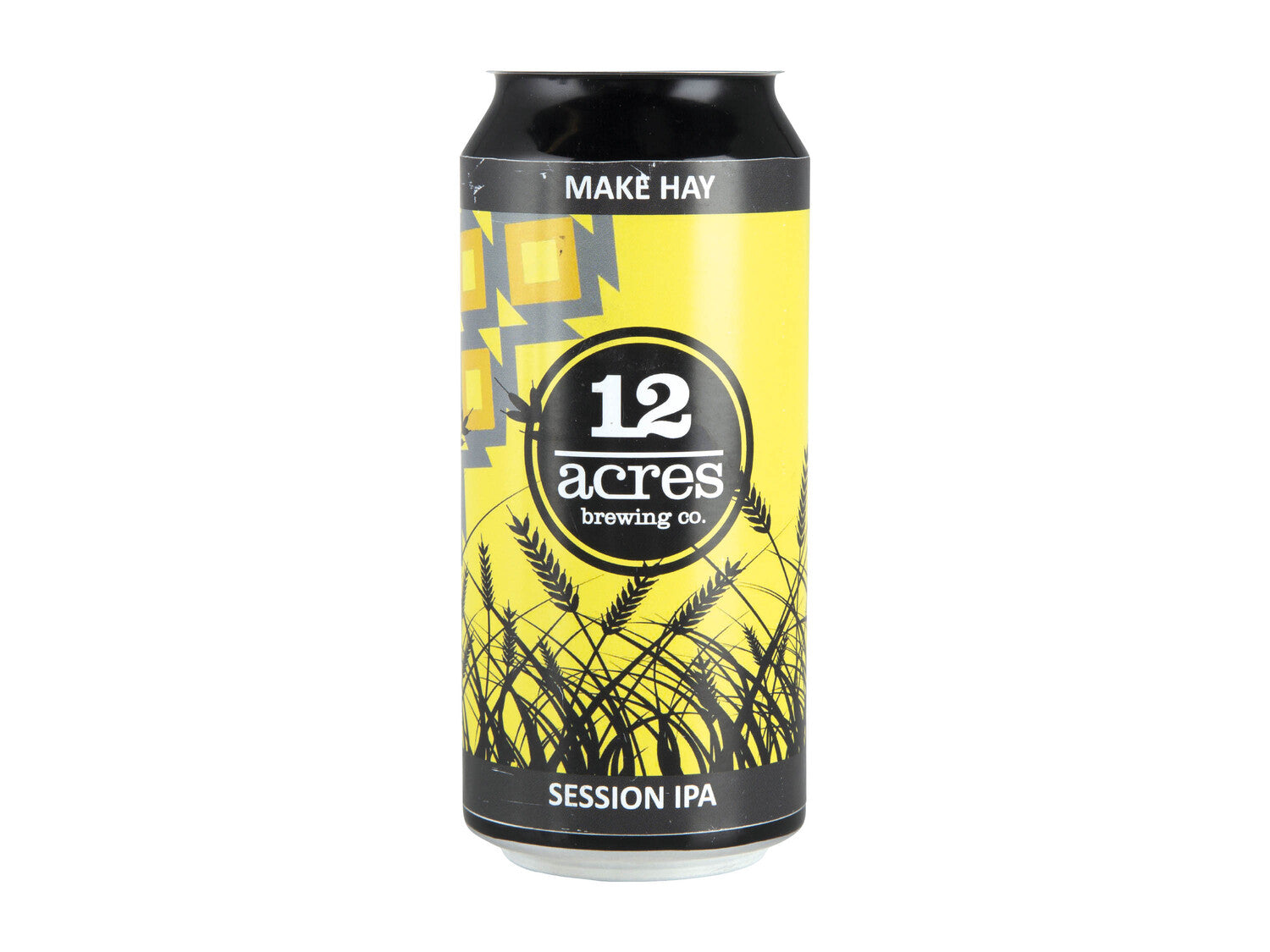 12 Acres Make Hay Session IPA 44cl Can