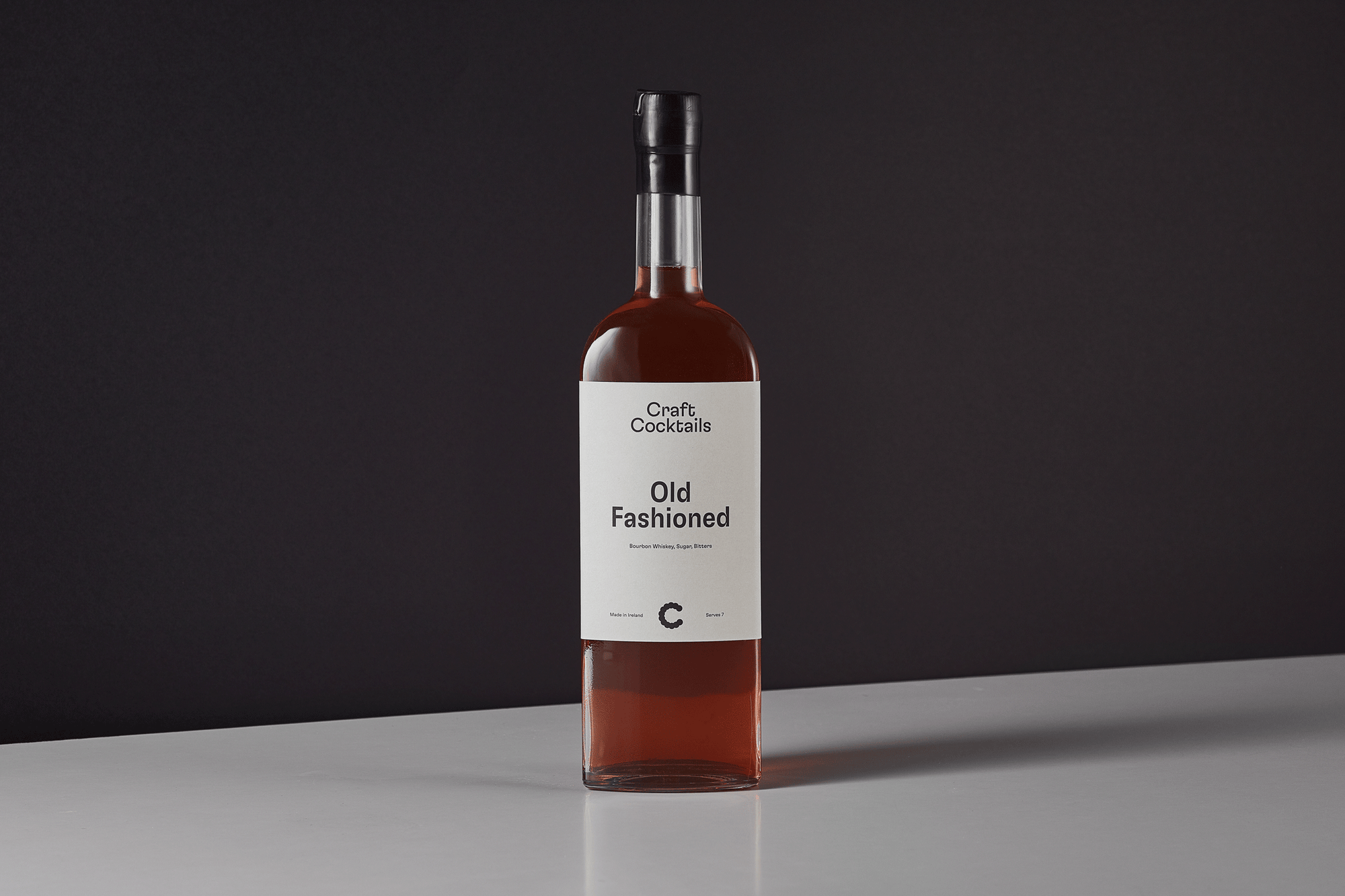 Craft Cocktails Old Fashioned 70cl
