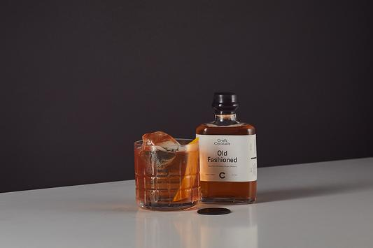Old Fashioned - Craft Cocktails 20cl