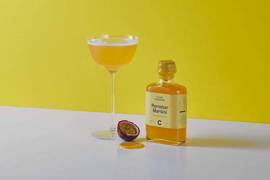 Pornstar Martini - Craft Cocktails 20cl