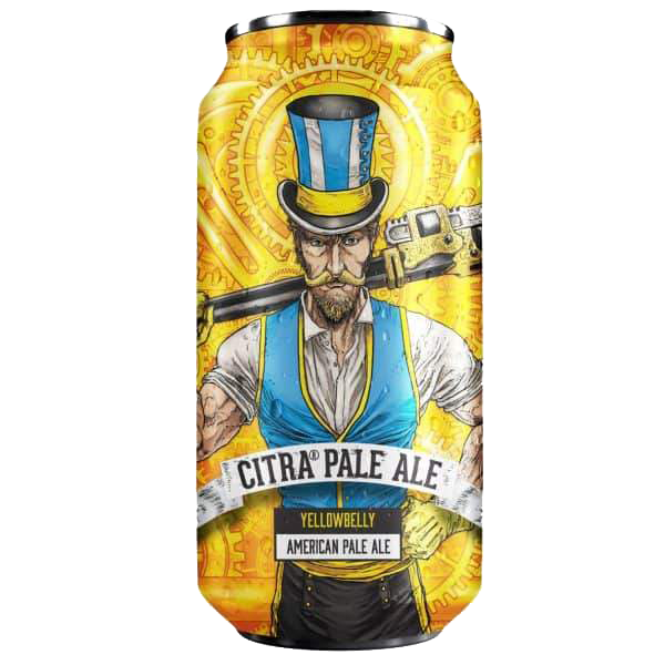 YellowBelly Citra Pale Ale 44cl