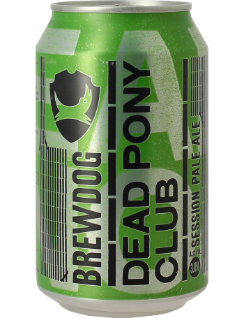 Brewdog Dead Pony Club 33cl Can