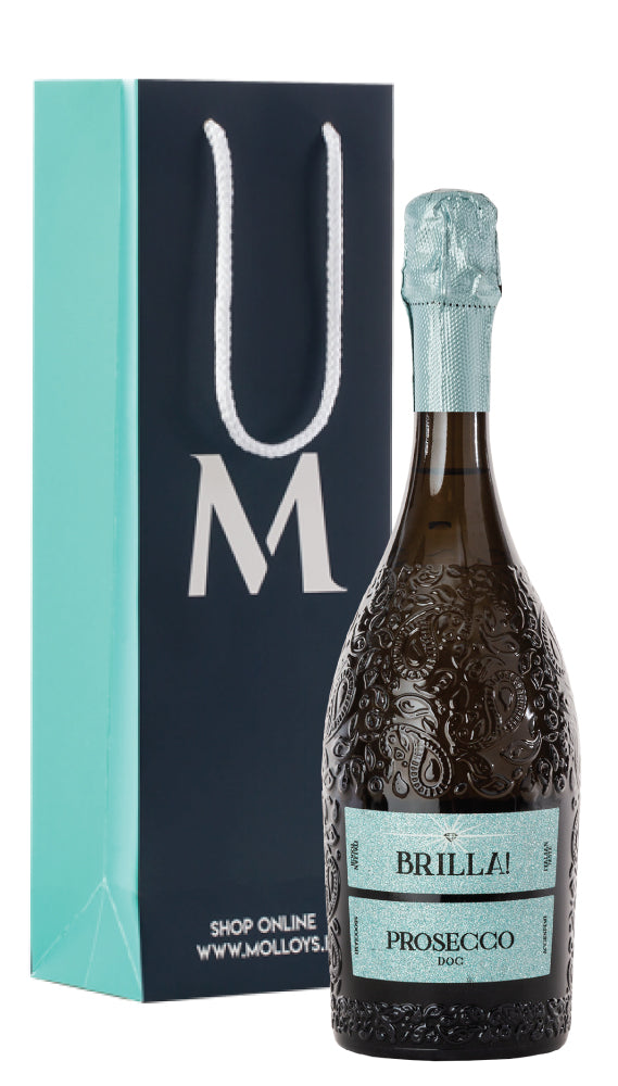 Brilla! Prosecco Spumante  with Gift Bag