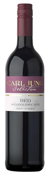 Carl Jung Red 75cl Non Alco Wine