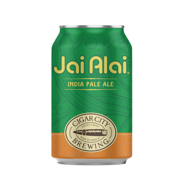 Cigar City Jai Alai IPA 355ml Can