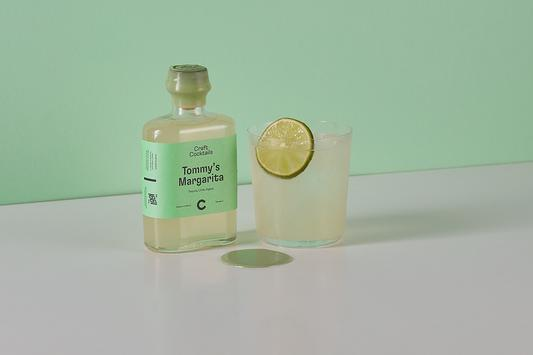 Tommys Margarita - Craft Cocktails 20cl