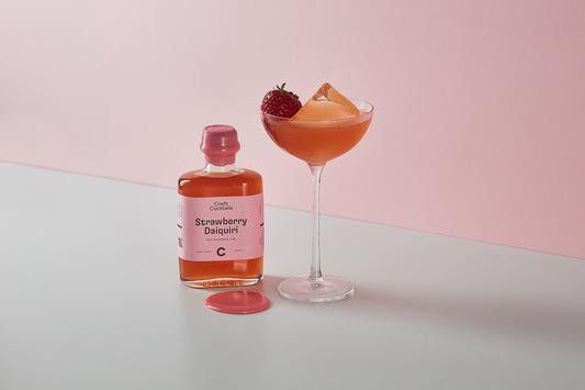 Strawberry Daiquiri - Craft Cocktails 20cl