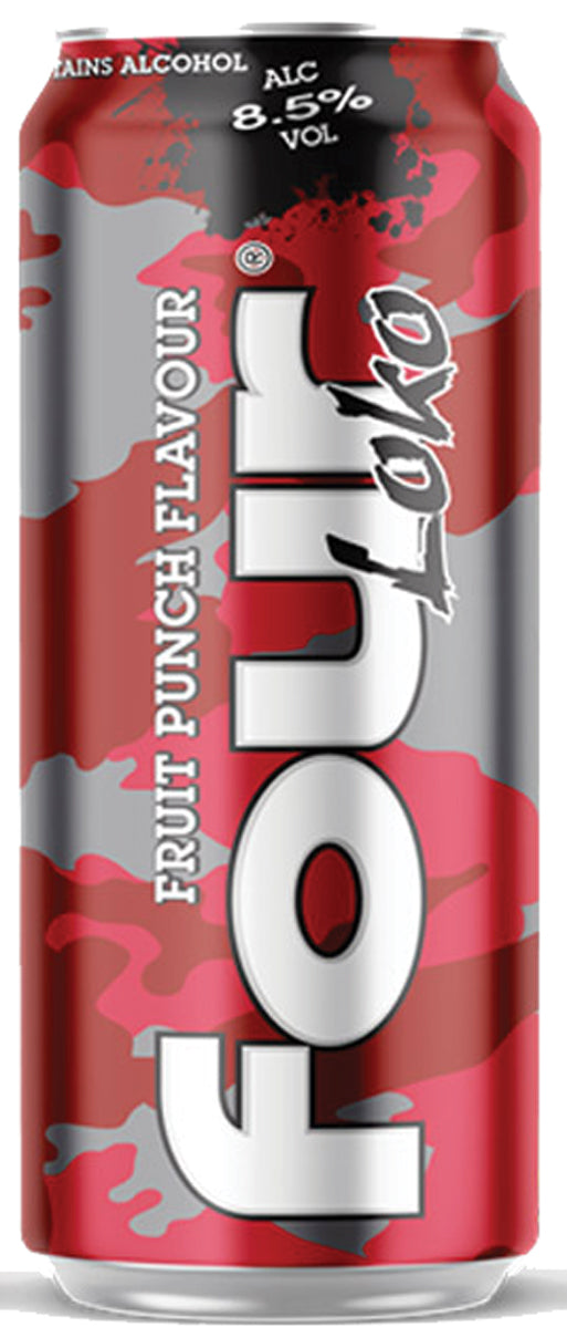 Four Loko Fruit Punch 44cl