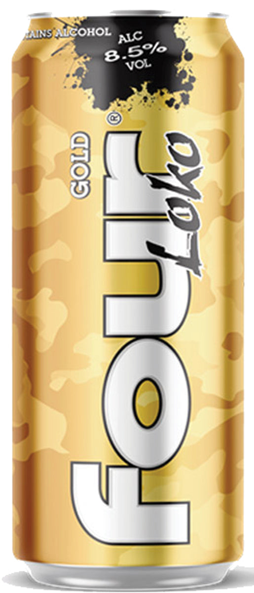 Four Loko Gold 44cl
