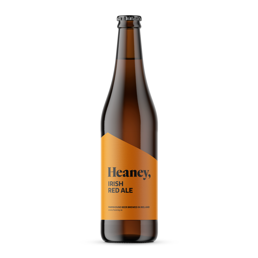 Heaney Irish Red Ale 50cl Bottle