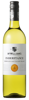 JJ McWilliams Inheritance Chardonnay 75c