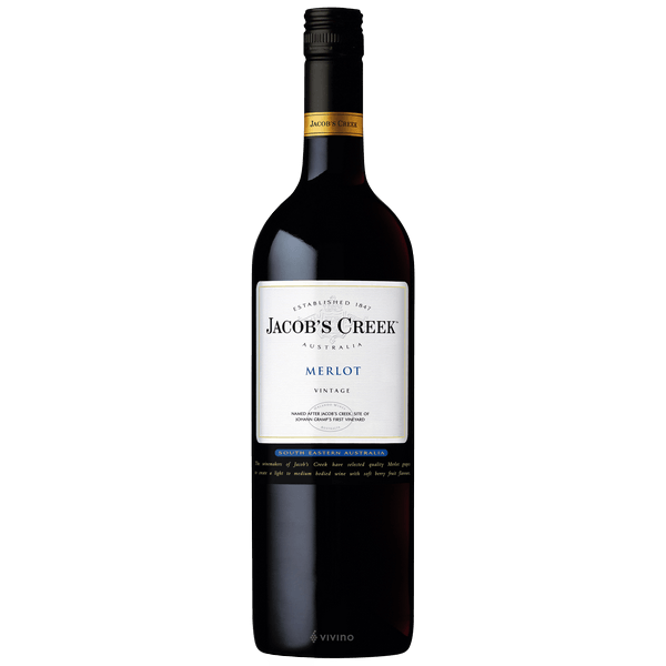 Jacobs Creek Merlot 75cl