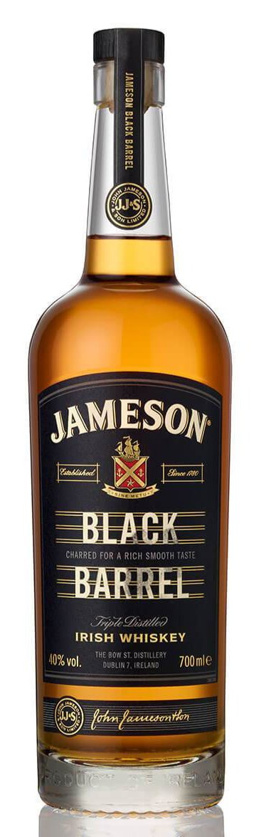 Jameson Black Barrel Select Reserve 70cl