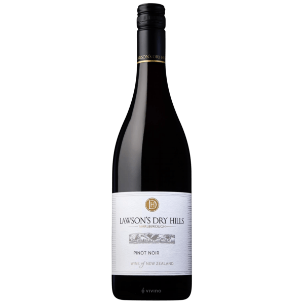 Lawsons Dry Hills Pinot Noir 75cl
