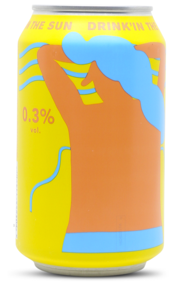 Mikkeller Drink'in the Sun Non Alcoholic 33cl Can
