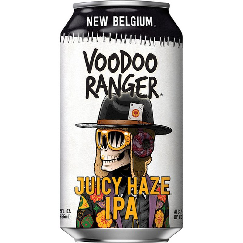 New Belgium Voodoo Ranger Juicy Haze 355ml Can