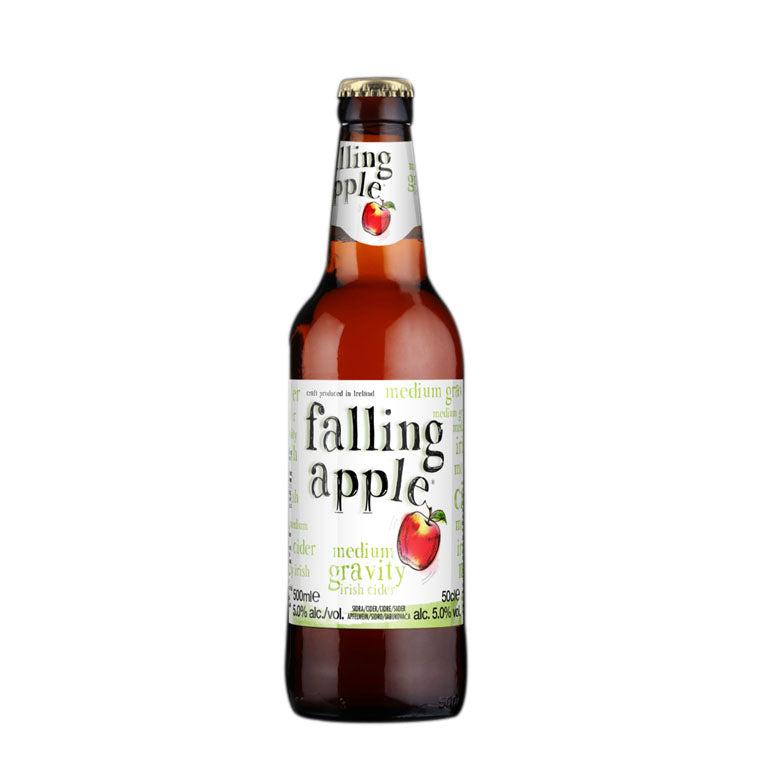 O'Haras Falling Apple Medium Cider 50cl Bot