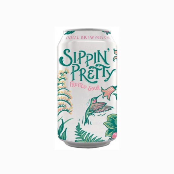 Odell Sippin Pretty Fruited Sour 355ml Can