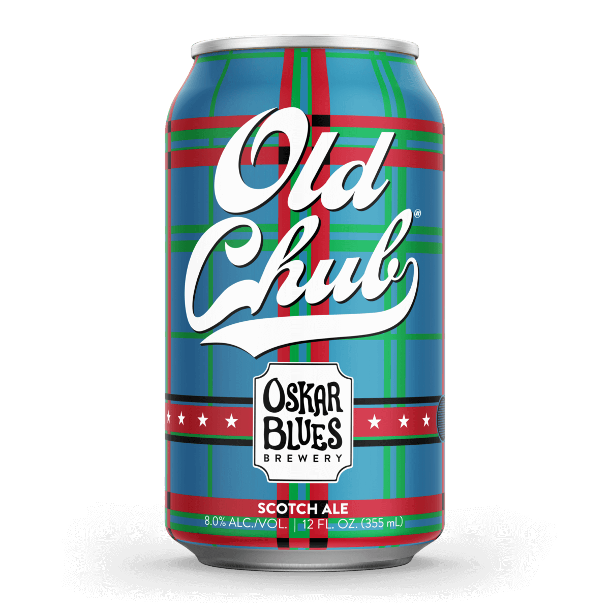 Oskar Blues OldChubb ScotchAle 355ml Can