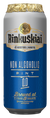 Rinkuskiai Non Alcoholic Blue 568ml Can
