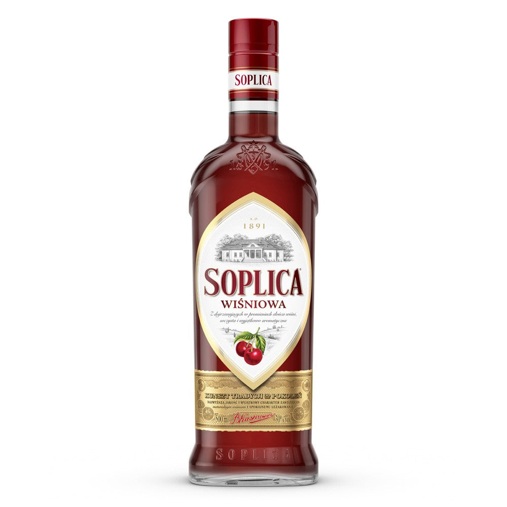 Soplica Cherry 50cl                  32%