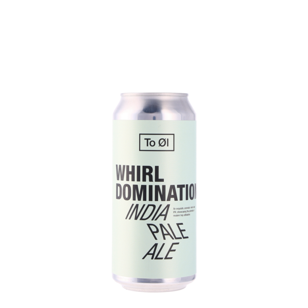 To Ol Whirl Domination IPA 44cl Can