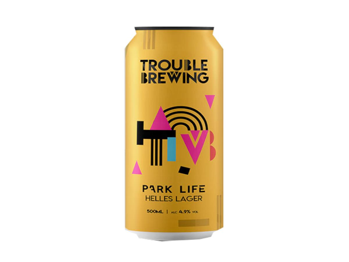Trouble Brewing Parklife 44cl Can