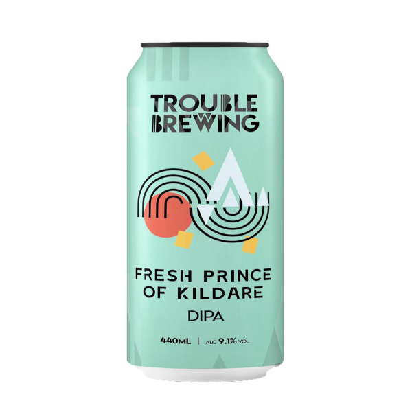 Trouble Fresh Prince Of Kildare DIPA 44cl Can