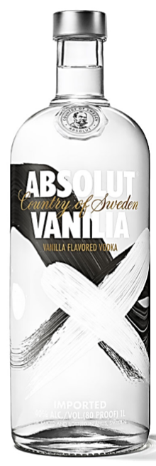 Absolut Vanilla Vodka 70cl