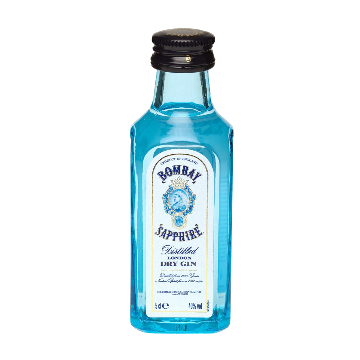 Baby Bombay Sapphire Gin 5cl