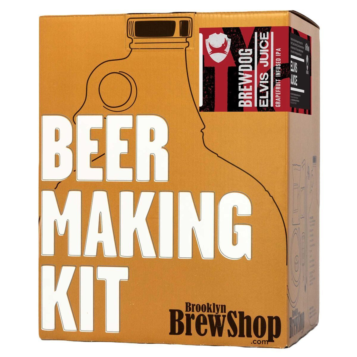 Beer Making Kit: Elivs Juice